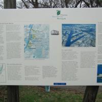 """Die Beschreibung des Projekts """"Landschaftspark Rhein"""""""